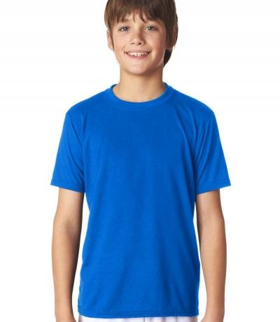 GIB 42000 - Gildan Performance színes gyerek póló