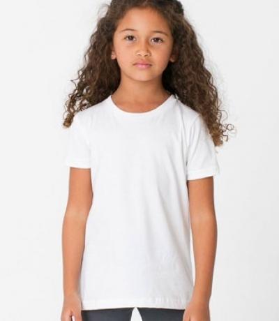 GIB 42000 - Gildan Performance fehér   gyerek póló