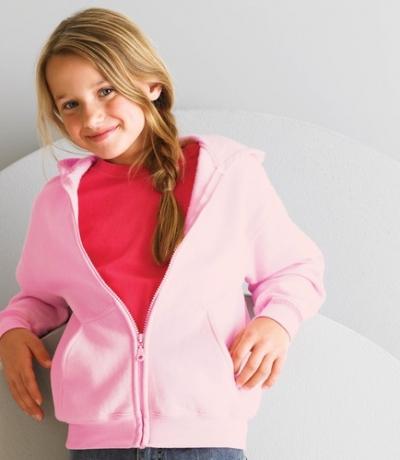 GIB 18600 - Kapucnis gyerek pulóver